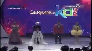 Noval, Fiko dan Wening Pemenang Gerbang KDI Episode 6 - Gerbang KDI 2015 (12/4)