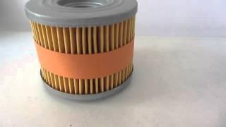 Масляный фильтр Mahle OC 195