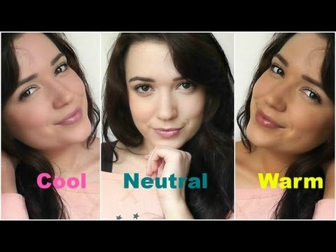 Are YOU Cool/Neutral/Warm?????