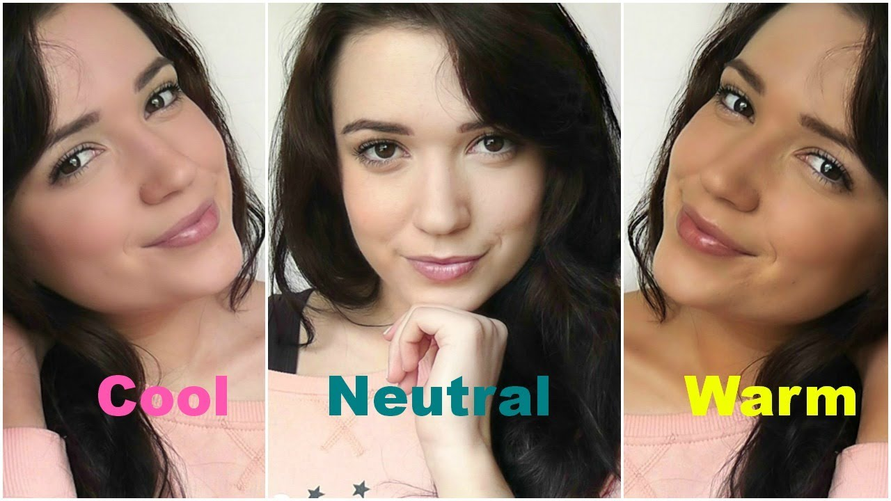 Are YOU Cool/Neutral/Warm????? - YouTube