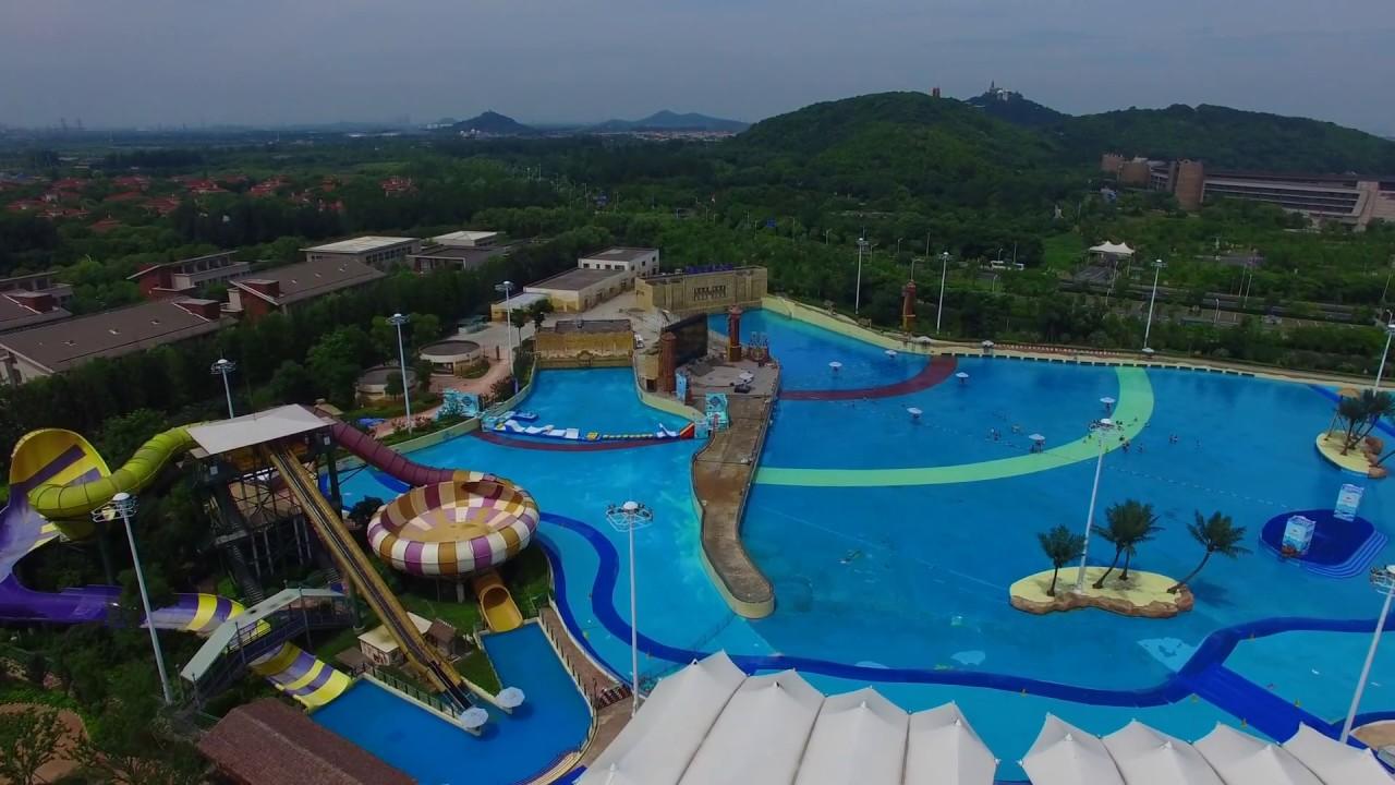 аквапарк в мишане китай фото господствуют горы низины