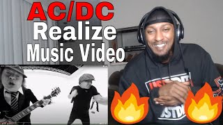 AC/DC - Realize (Official Video) REACTION