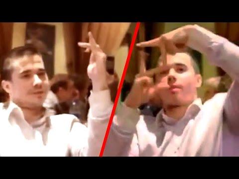 Глухонемой Парень Поразил Всех Своими Трюками — Deaf guest surprised people at the party