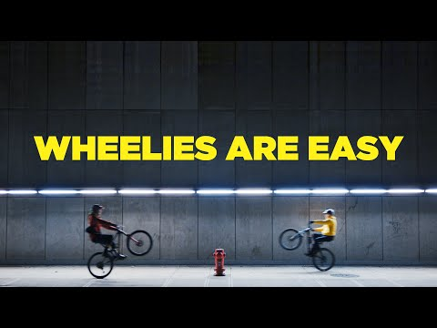 Wheelies Are Easy