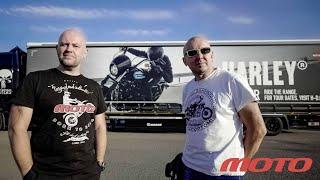 MOTO Road Movie: к морю на Harley-Davidson. Часть 1, Ростов-на-Дону