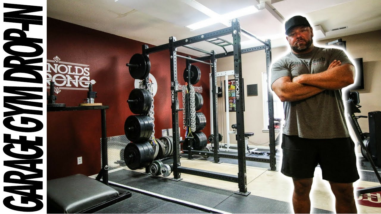Ultimate Starting Strength Home Gym With Matt Reynolds