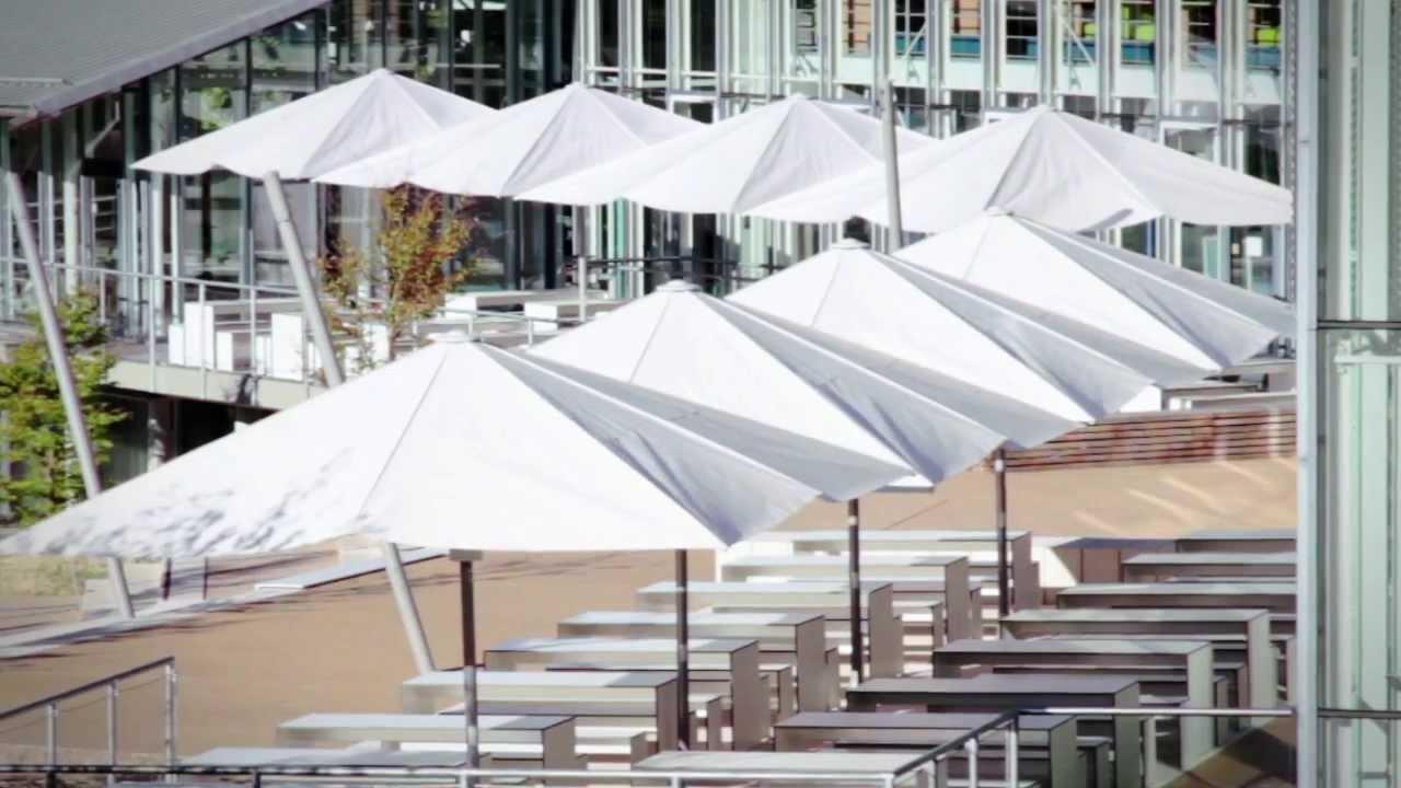 Hochwertige Sonnenschirme Fur Gastronomie Privatkunden