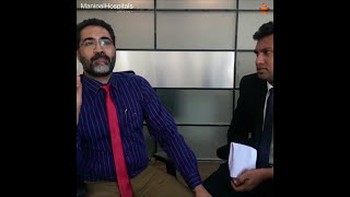 Weight Loss Live Chat with Dr. Sumit Talwar  - Manipal Hospital