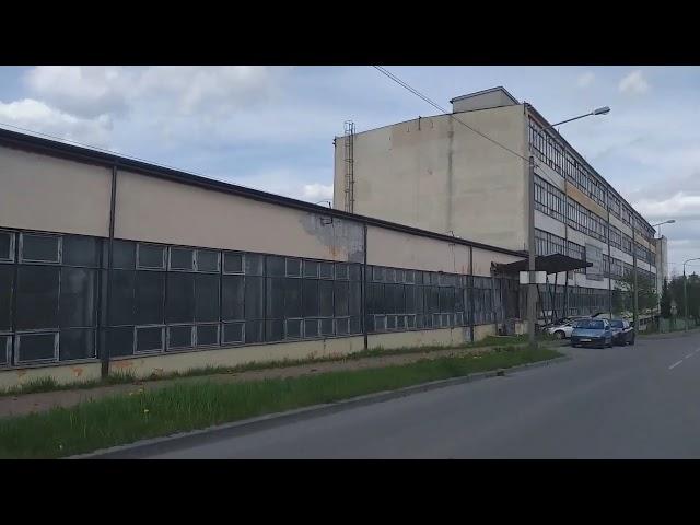 Hala przemyslowa - SPRZEDAM