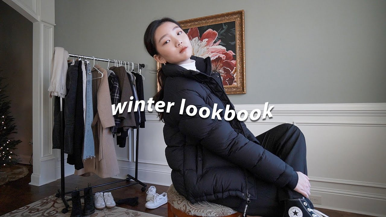[VIDEO] - EFFORTLESSLY COOL WINTER OUTFITS ❄️ 4