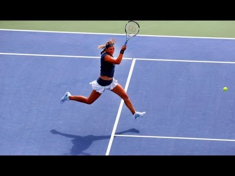 2013 Western & Southern Open Day 4 WTA Highlights