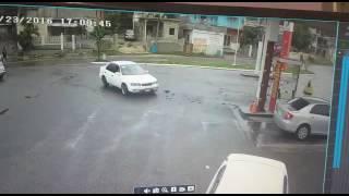 Crazy shootout in jamaica -