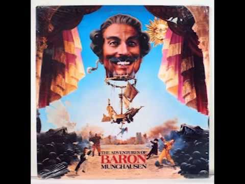 The Adventures of Baron Munchausen Soundtrack - Michael Kamen
