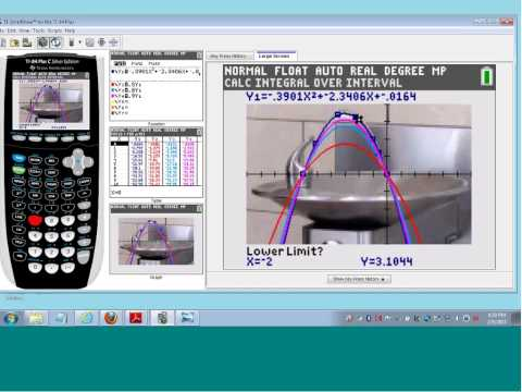 Introduction to the TI 84 Plus C Silver Edition Graphing Calculator