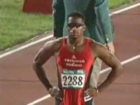 Michael Johnson 200m Final, 19.32  - 1996 Atlanta Olympics