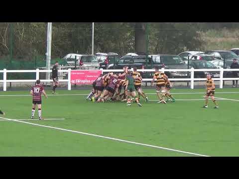 Stafford Rugby Club Vs Newcastle (Staffs) Rugby Club Highlights 19/10/19