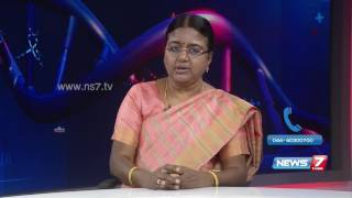 Is lifestyle modification a cause for Infertility? 3/3 | Doctoridam Kelungal | News7 Tamil