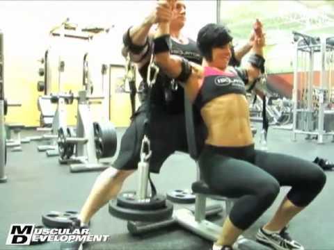 Muscular Development Dana Linn Bailey and Seth Feroce Interview - Isolator Training