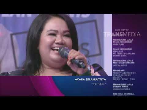BROWNIS - Aty Kodong, Putri Ayu, &Bastian Steel Perform 'Lagi Syantik'(24/8/18) Part4