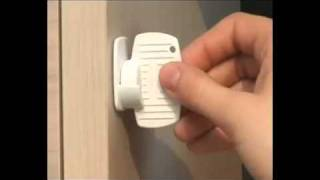 BabyDan Magnetic Drawer and Cupboard Lock