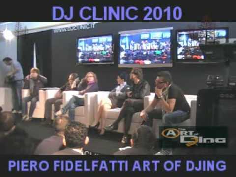 Dj Clinic 2010 Domenica 18 Aprile - licenza SIAE - Diritto d'autore - Enpals