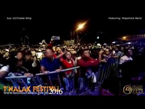 "SLAPSHOCK - LIVE AT T""NALAK SOUTH COTABATO 20 16"