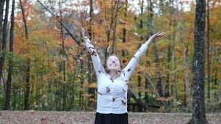 Enjoying the Fall Foliage of Stowe, Vermont