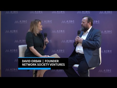 How Blockchain & AI Will Shape The Next 50 Years | David Orban, Founder Of Network Society Ventures