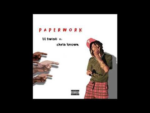 Download Lil Twist ft. Chris Brown- Paperwork