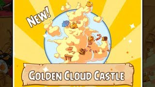 Angry Birds Epic Rpg Return to the Jungle + Golden Cloud Castle