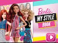 Barbie Games: My Style Book - Barbie Games | ►Girl Game◄
