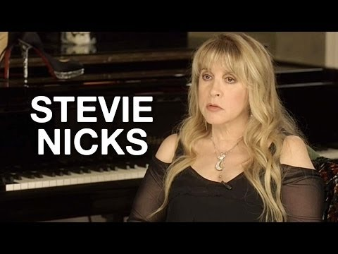 Stevie Nicks Gets Advice from Dave Grohl