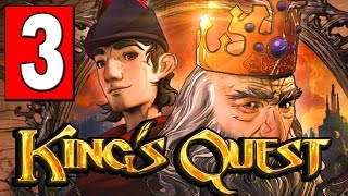 Kings Quest Chapter 1: A Knight to Remember Part 3 THE CHIVALRY TEST / Cross The Missing Bridge