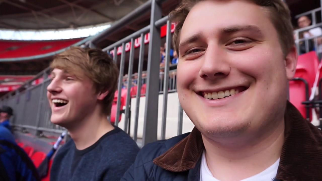 Groundhop at Wembley Stadium - NON-LEAGUE FINALS DAY!!