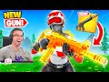 Nick Eh 30 reacts to Combat Assault Rifle in Fortnite!