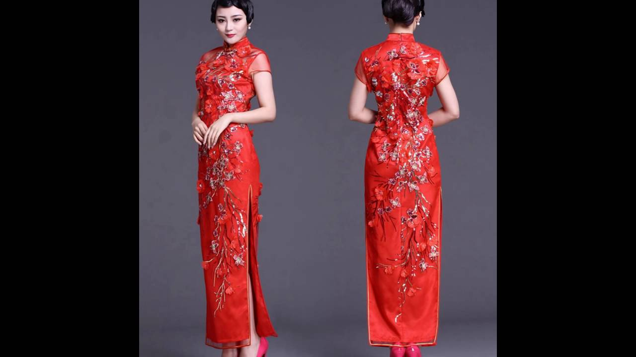 Chinese Formal Dresses