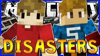 GRIAN THE DISASTER MASTER!? | Minecraft Disasters | With Grian
