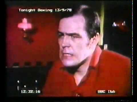 Lenny Mclean rare interview before fight 3 with Shaw