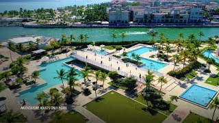 TRS Cap Cana Hotel: Romance in Cap Cana (English)