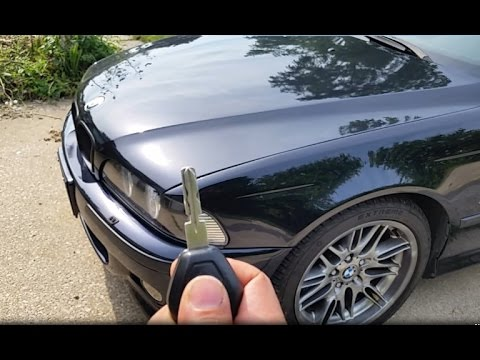 Thumbnail: BMW e39 5 series How to open hood with no tools in 30sec when cable is broken EZ DIY