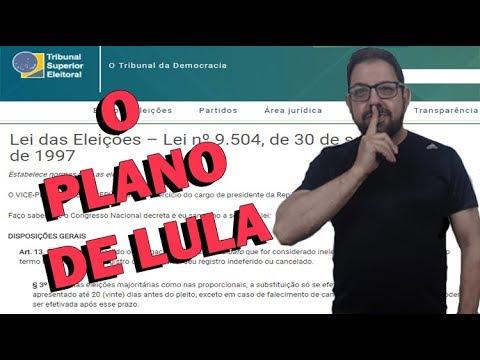 O Plano de Lula pra esquerda vencer a eleição