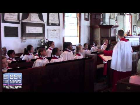 Their Majesties Choristers Perform At St Peter's, June 28 2015