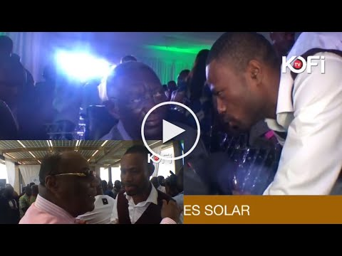 GHANA GOES SOLAR: MY INTERVIEW WITH PREZ KUFFOUR AND DUNCAN WILLIAMS