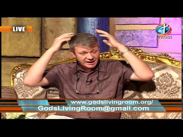 Tom D. Schermitzler God's Living Room Host By Dr. Bill (Showcase)