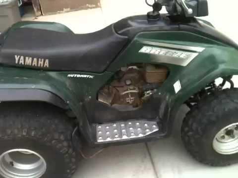 Yamaha breeze 125cc for sale