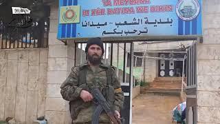Сирия. Африн. Турки и их союзники продолжают захватывать новые н.п. 25.02.2018