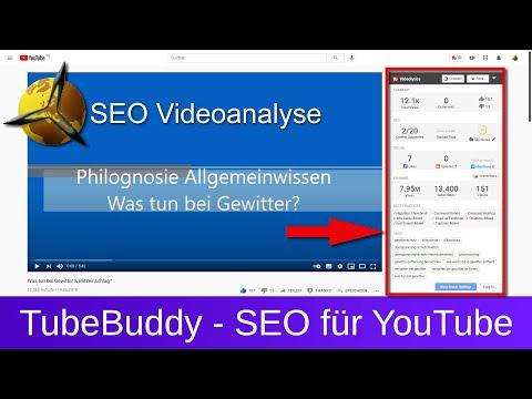 SEO für YouTube: Videos mit TubeBuddy optimieren