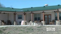 City of Grand Prairie: Loyd Park Lodge Tour