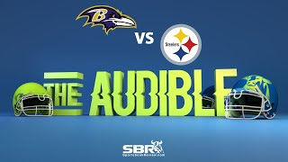 Ravens vs Steelers Free Picks & Odds | Football Betting Daily: The Audible | NFL Week 4 Predictions