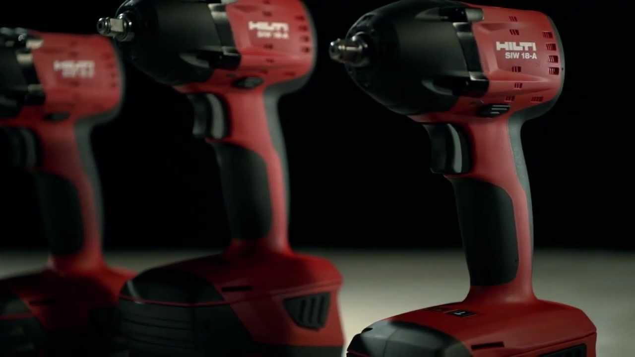 Hilti Akkuschrauber 18v : introducing hilti 18v cordless impact drivers and impact wrenches youtube ~ Eleganceandgraceweddings.com Haus und Dekorationen